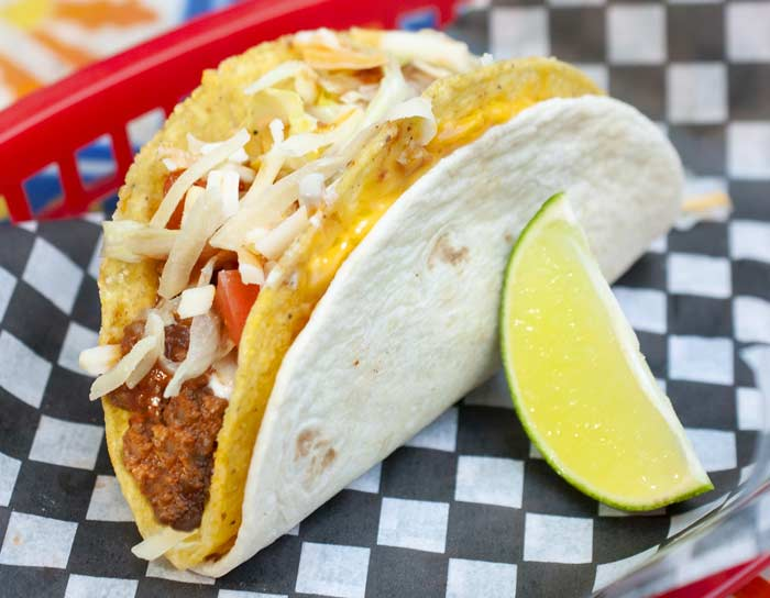 One of our specialties, The Gordita