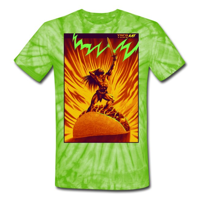 Taco Barbarian Tshirt